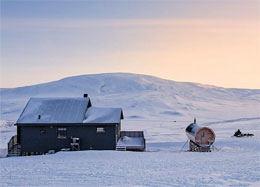 SPITSBERGEN EXPEDITION LODGE,