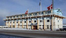HOTEL HVIDE FALK, Ilulissat