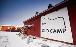 KANGERLUSSUAQ OLD CAMP,