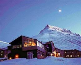 FUNKEN LODGE (EX SPITSBERGEN HOTEL), Longyearbyen