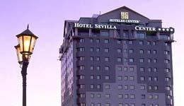 HOTEL SEVILLA CENTER , hotel, sistemazione alberghiera
