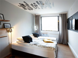 FOSSHOTEL LIND , hotel, sistemazione alberghiera