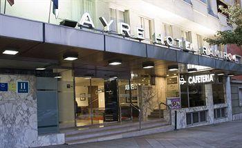 AYRE HOTEL RAMIRO I , hotel, sistemazione alberghiera