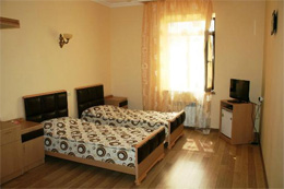 HOTEL QEFO , hotel, sistemazione alberghiera