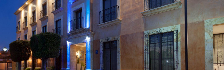 HOLIDAY INN EXPRESS CENTRO HISTORICO , hotel, sistemazione alberghiera