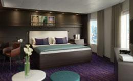 M/N HONDIUS , hotel, sistemazione alberghiera
