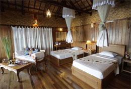 HUPIN KHAUNG DAING (EX INLE KARUNG DAING) , hotel, sistemazione alberghiera