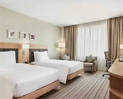 HILTON GARDEN INN DUBAI , hotel, sistemazione alberghiera
