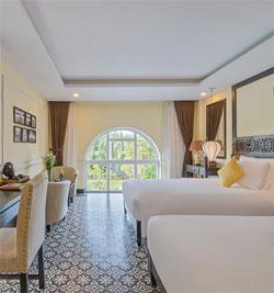 LE PAVILLON LUXURY RESORT & SPA , hotel, sistemazione alberghiera