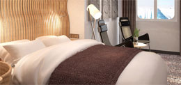 MS FRIDTJOF NANSEN , hotel, sistemazione alberghiera