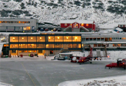 HOTEL KANGERLUSSUAQ , hotel, sistemazione alberghiera