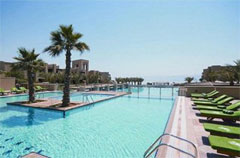 HOLIDAY INN RESORT DEAD SEA , hotel, sistemazione alberghiera