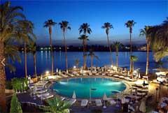 LUXOR HOTEL SHERATON , hotel, sistemazione alberghiera