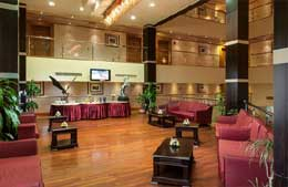 RAMADA MUSCAT , hotel, sistemazione alberghiera
