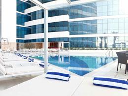 NOVOTEL DUBAI AL BARSHA , hotel, sistemazione alberghiera