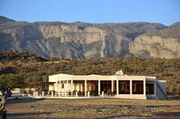 JEBEL SHAMS RESORT , hotel, sistemazione alberghiera