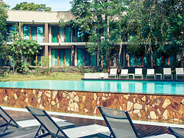 HOTEL MERCURE IGUAZU HOTEL IRU , hotel, sistemazione alberghiera