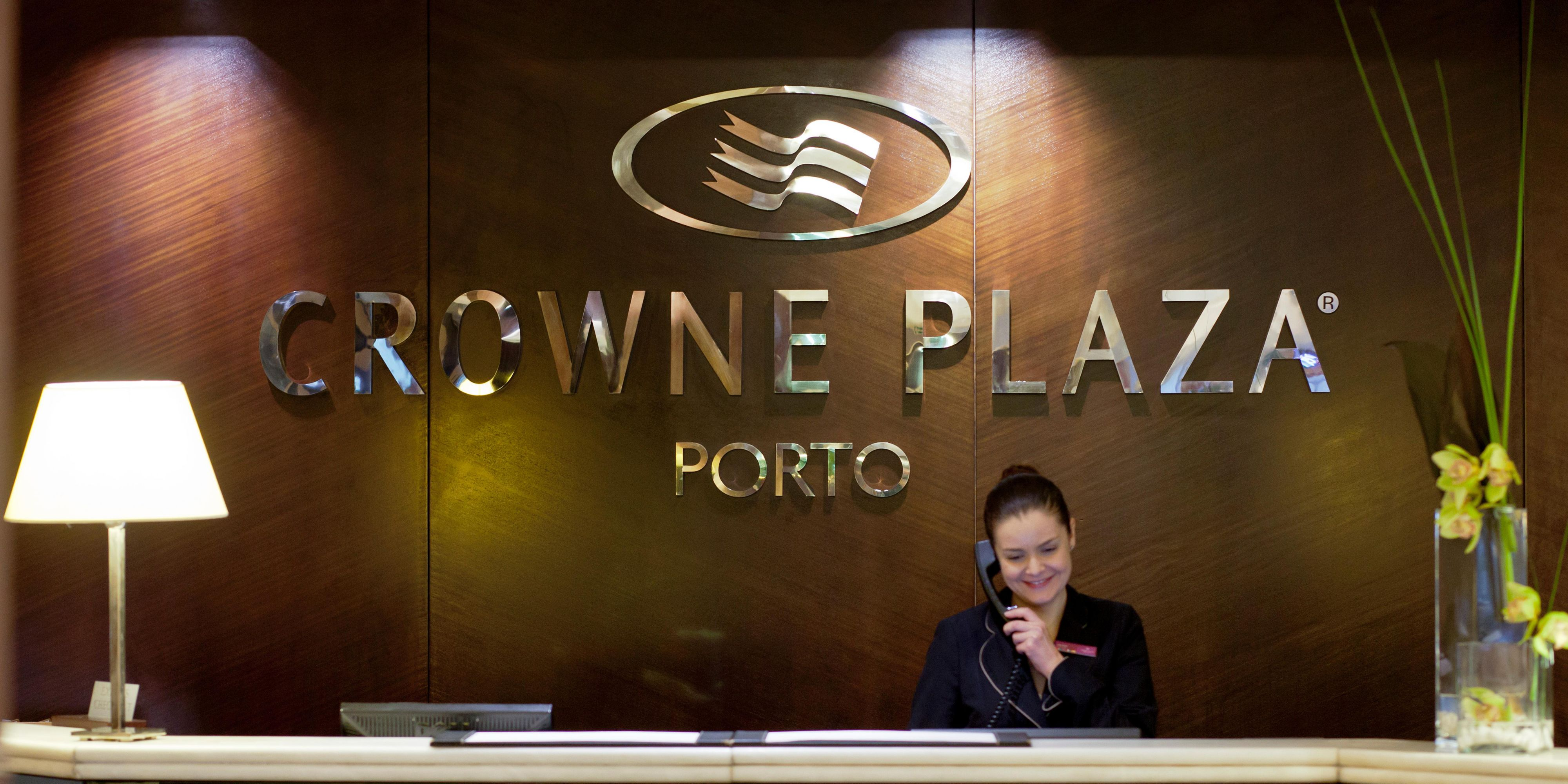 CROWNE PLAZA PORTO , hotel, sistemazione alberghiera