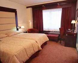 HOTEL ANDALUCIA CENTER , hotel, sistemazione alberghiera