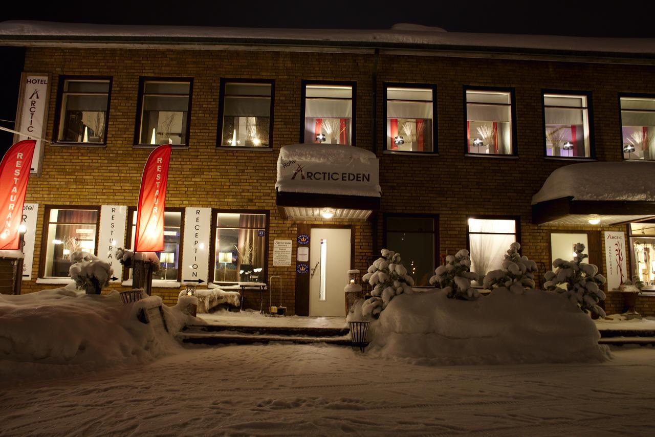BEST WESTERN ARCTIC EDEN KIRUNA , hotel, sistemazione alberghiera