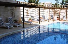 AMMAN CHAM PALACE , hotel, sistemazione alberghiera