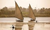 EGITTO, Nilo, crociera