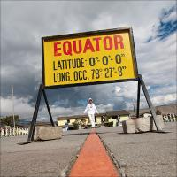 PERU, ECUADOR, LAT 0