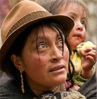 PERU, ECUADOR, BIMBO
