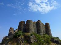 ARMENIA, Castello di amberd