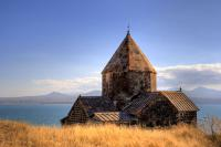 ARMENIA, lago di Sevan