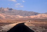 GIORDANIA, wadi Namla, ferso Feynan