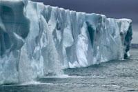 SVALBARD, il fronte glaciale di Austfonna
