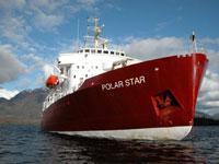 SVALBARD, Polar Star, attracco sulla banchisa