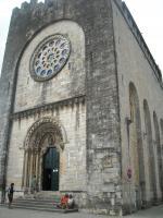 SPAGNA, Chiesa di Portomarin