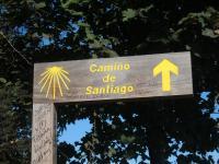 SPAGNA, Indicazione lungo il cammino