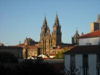 SPAGNA, Cattedrale di santiago de compostela