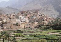 OMAN, VILLAGGIO DI BILAD SAY