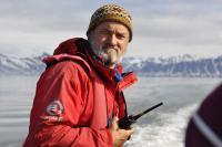 SVALBARD, Il capo spedizione