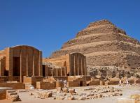 EGITTO, PIRAMIDE DI SAQQARA