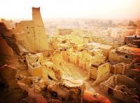 EGITTO, Le rovine dell'Oasi di Siwa
