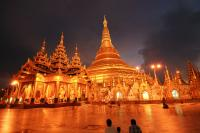 THAILANDIA, BIRMANIA, YANGON RANGOON, BIRMANIA