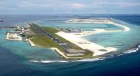 MALDIVE, maldive, aeroporto Internazionale di Male