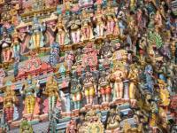 INDIA, mandurai, tempio di Meenakshi