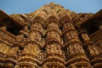 INDIA, Tempio di khajuraho