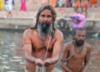 INDIA, Pushkar, purificazone