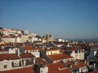 PORTOGALLO, Lisbona, panorama