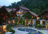 THAILANDIA, BIRMANIA, Krabi , tubkaak boutique resort