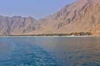 OMAN, MUSANDAM IN CROCIERA