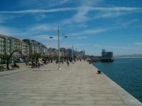 SPAGNA, Santander, lungomare