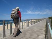 SPAGNA, Pellegrino lungo il cammino portoghese